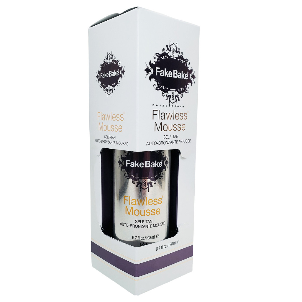 Fake Bake Flawless Mousse & Professional Mitt - 6.7 Oz.