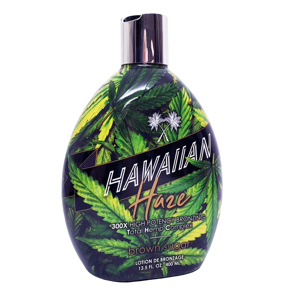 Brown Sugar Hawaiian Haze 300X Total Hemp Bronzer - 13.5 oz.