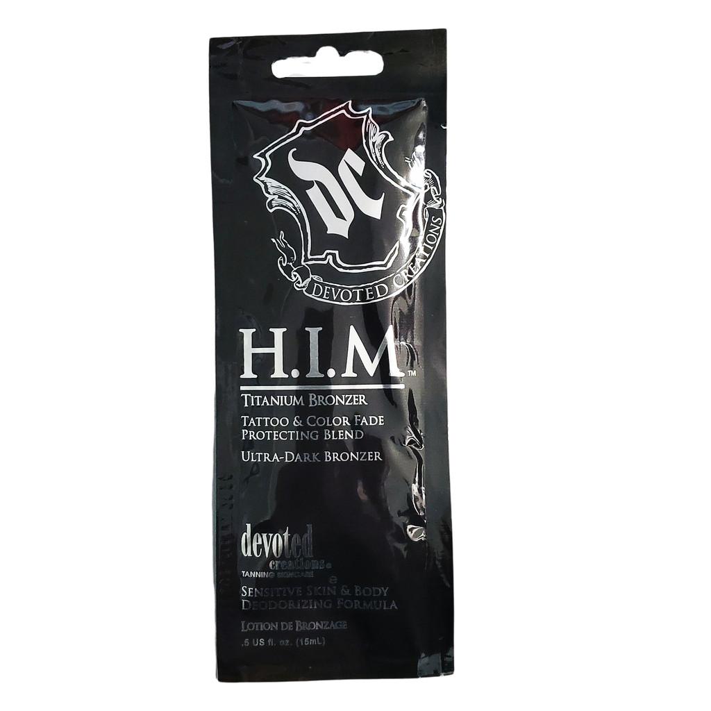 Devoted Creations H.I.M. TITANIUM Bronzer - .5 oz. Packet