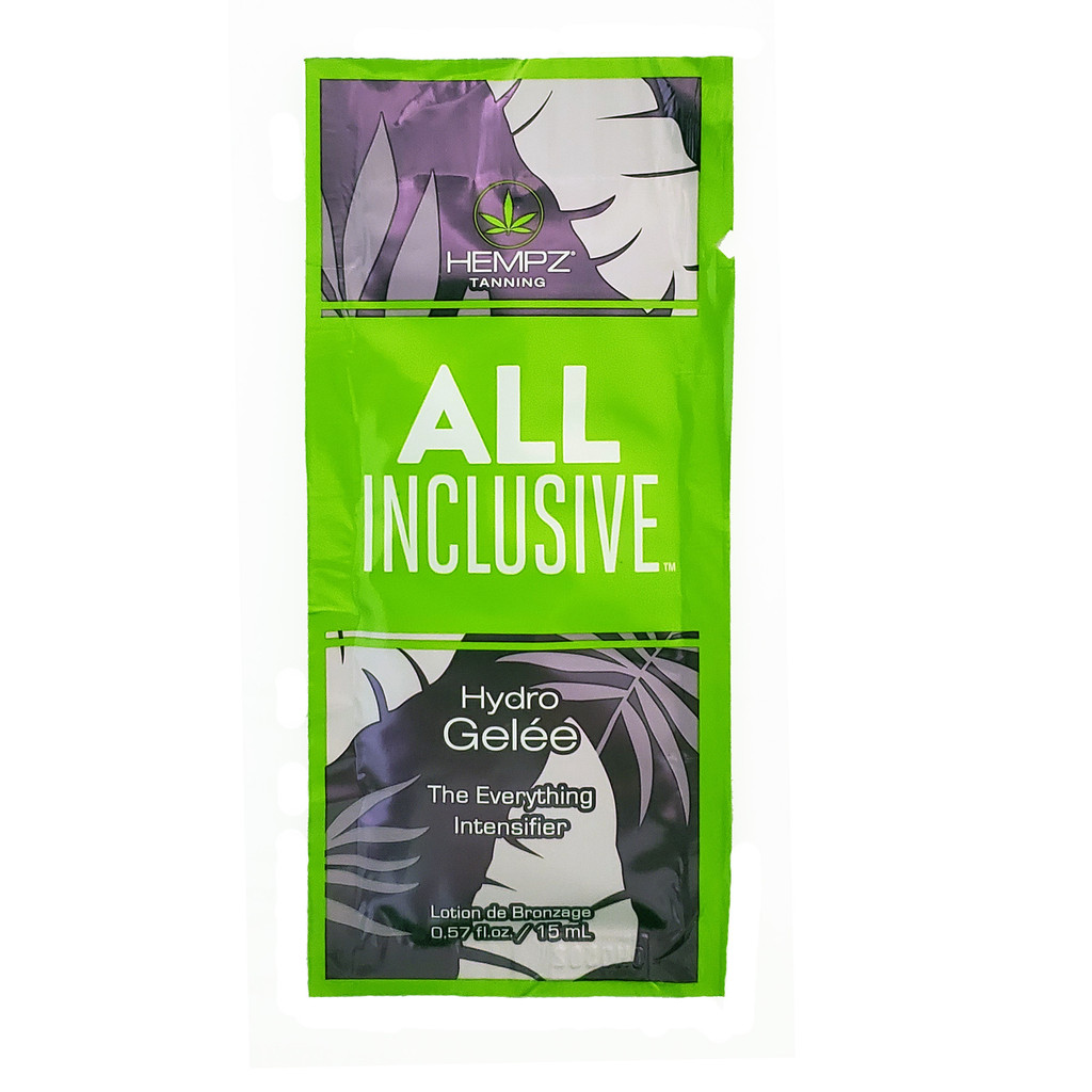 Hempz All Inclusive Hydro Gelée - .57 oz. Packet