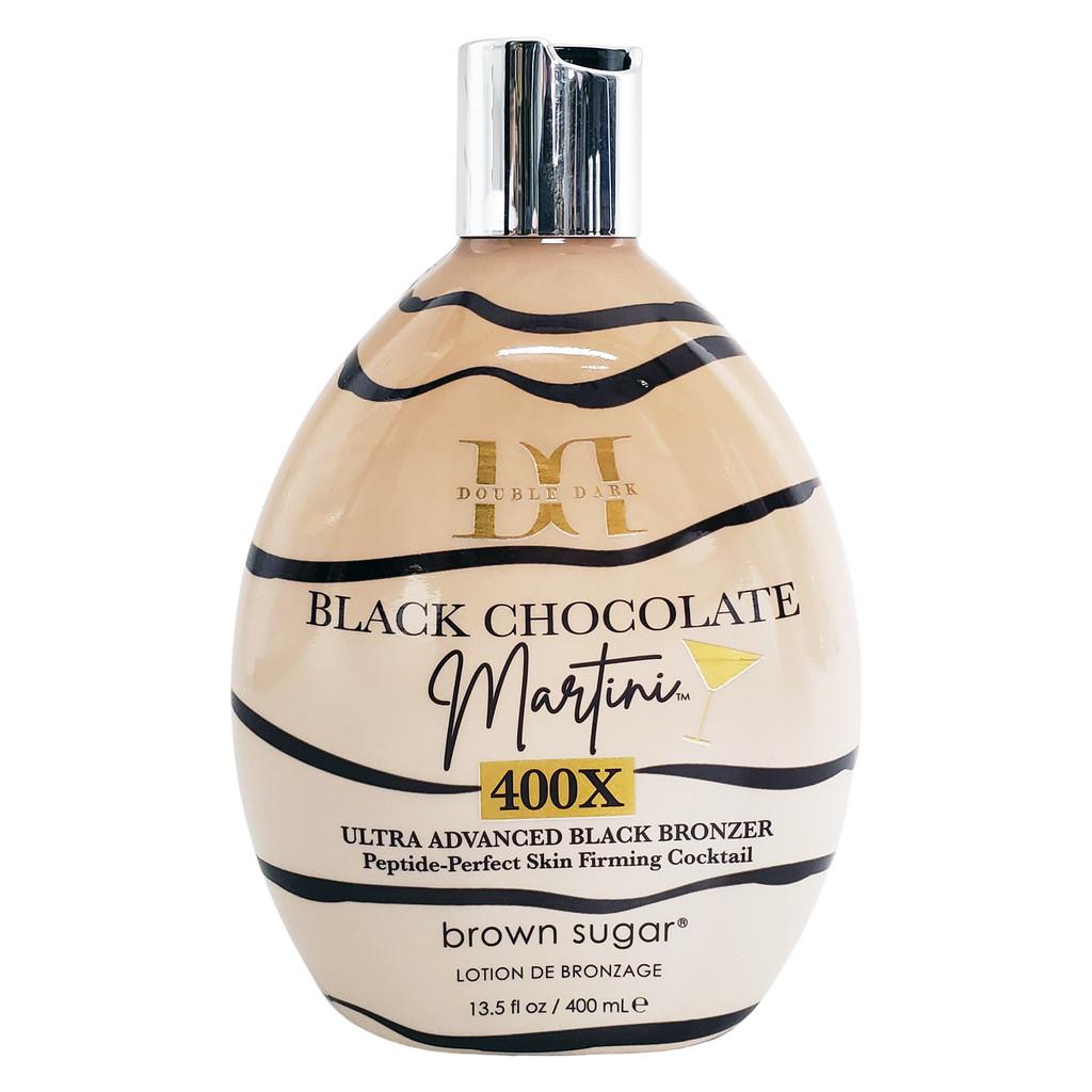 Brown Sugar Double Dark Black Chocolate Martini Ultra-Advanced Black Bronzer - 13.5 oz.