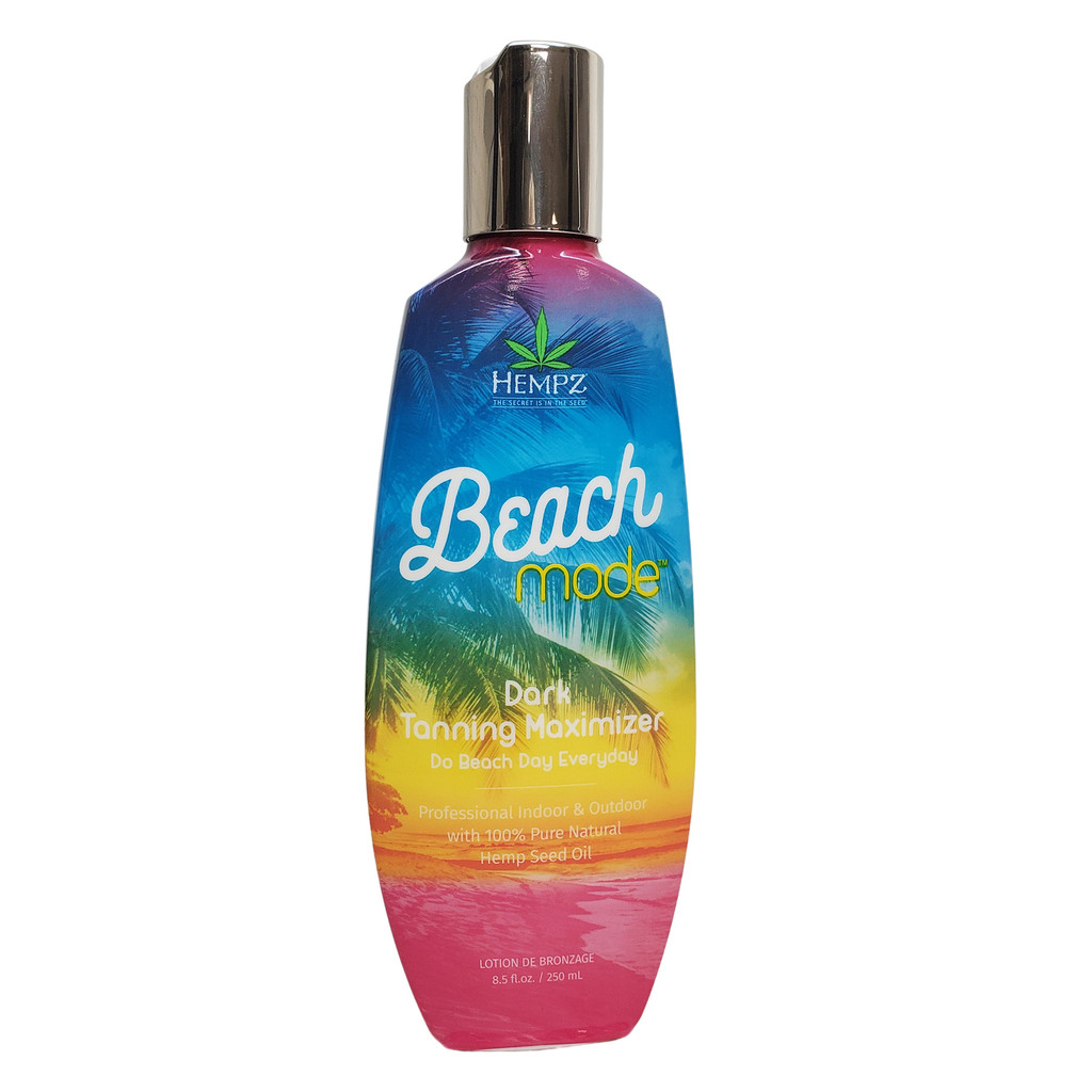 Hempz Beach Mode Dark Tanning Maximizer - 8.5 oz