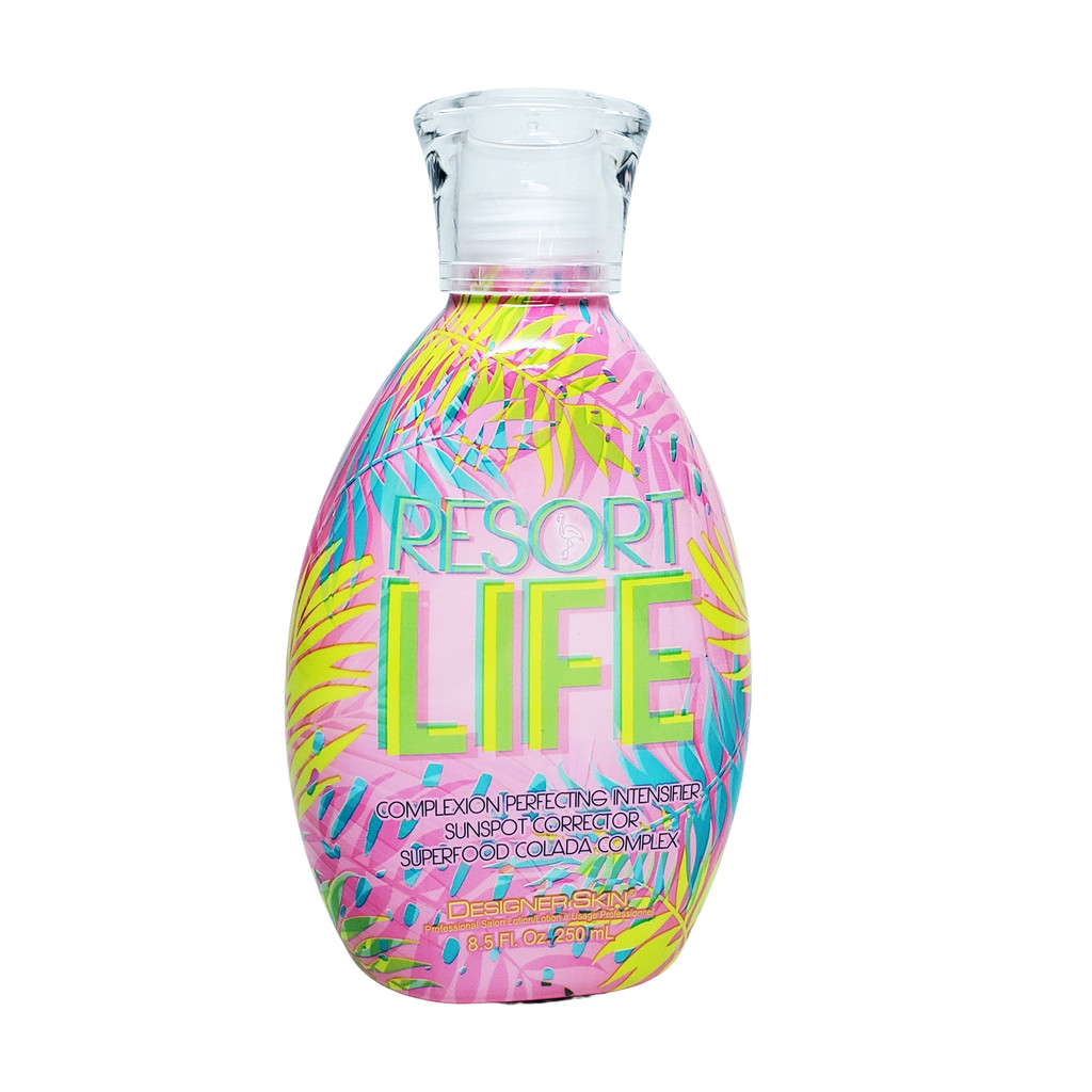 Designer Skin Resort Life Complexion Perfecting Intensifier with Sunspot Corrector - 8.5oz.