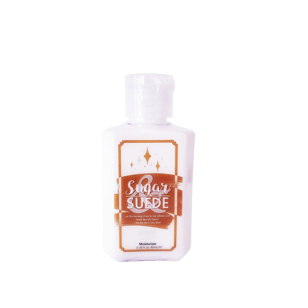 Devoted Creations Sugar & Suede Dry Skin Softening Cream Mini - 2 oz.