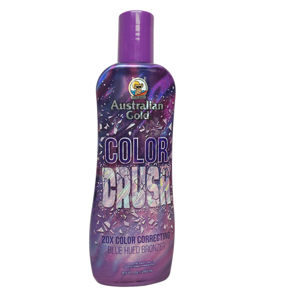 Australian Gold Color Crush 20X Color Correcting Blue Hued Bronzer - 8.5 oz.
