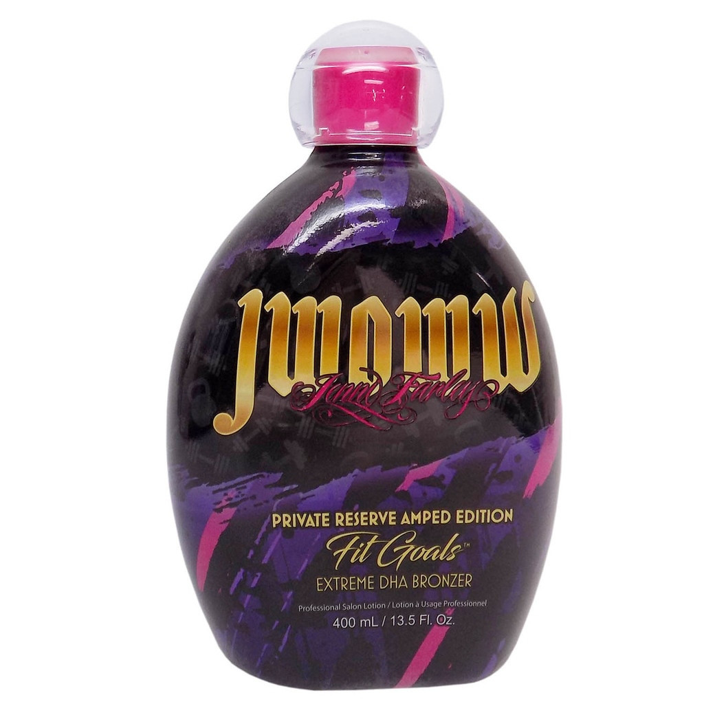Australian Gold JWOWW Fit Goals Extreme DHA Bronzer With Fitness Complex - 13.5 oz.
