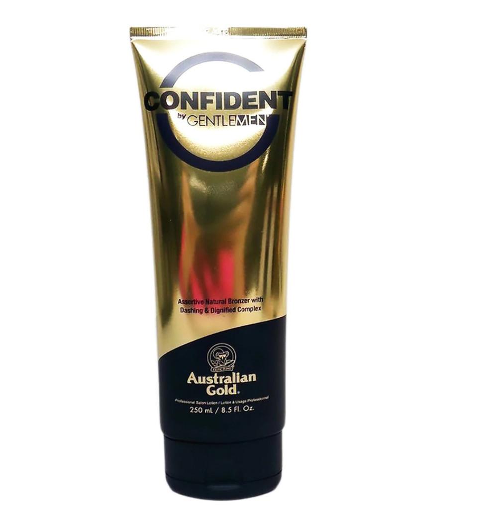 Australian Gold CONFIDENT by Gentlemen Natural Bronzer