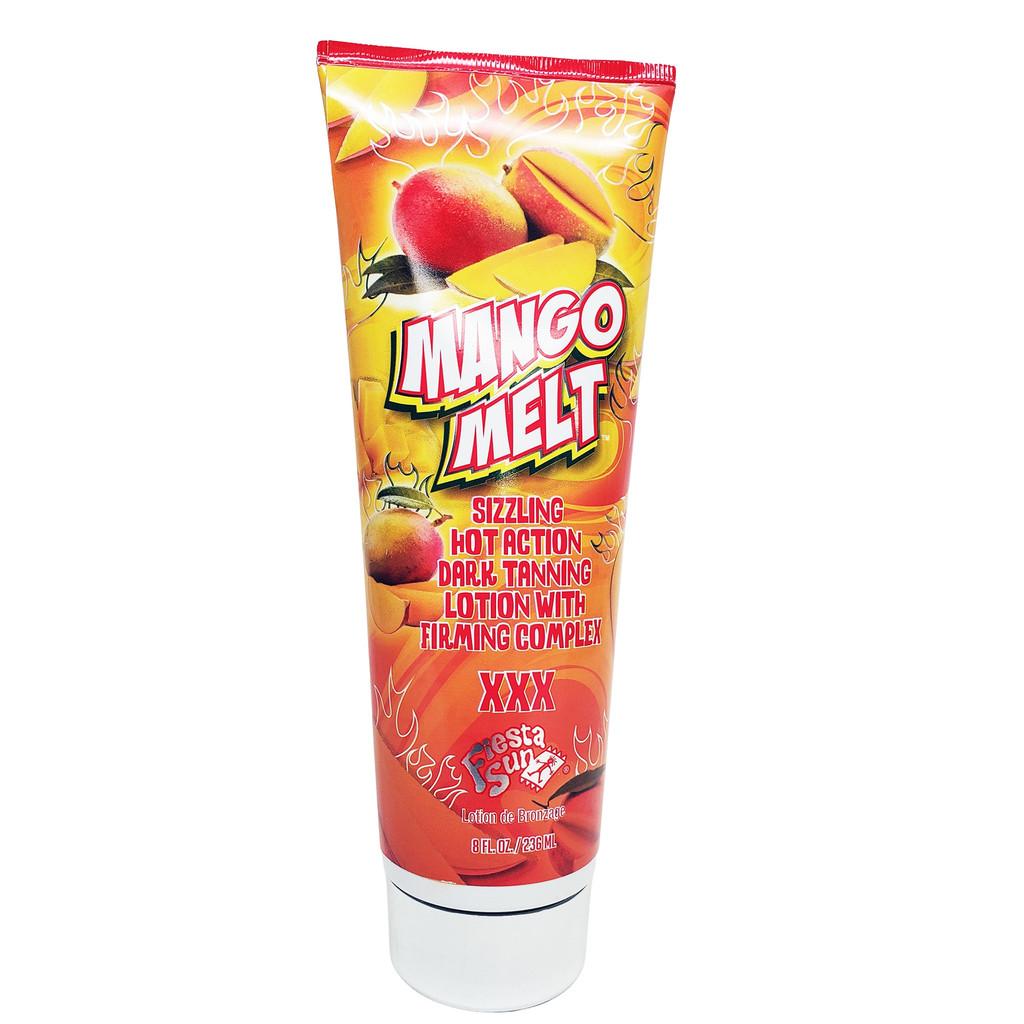 Fiesta Sun Mango Melt Hot Action Dark Tanning Lotion - 8 oz.