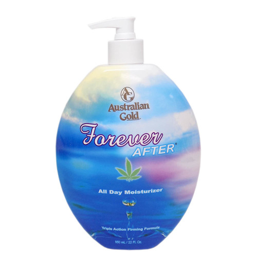 Australian Gold FOREVER AFTER All Day Moisturizer with Hemp - 22 oz.