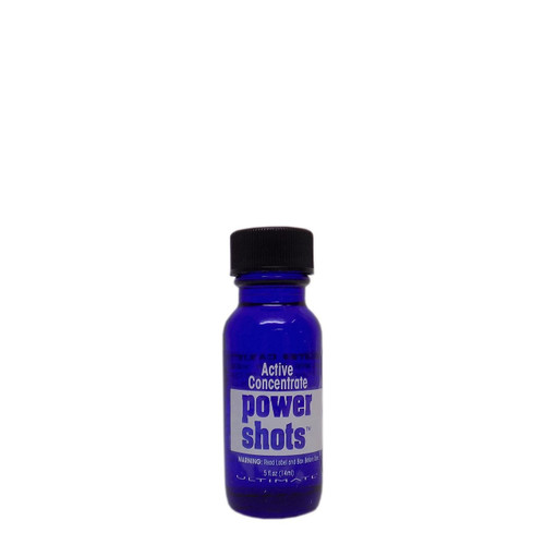 Ultimate Power Shots Lotion Booster Hot Active Concentrate - .5 oz.