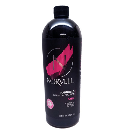 Norvell Sunless Spray Solution - DARK 10.5% DHA - 34 oz.