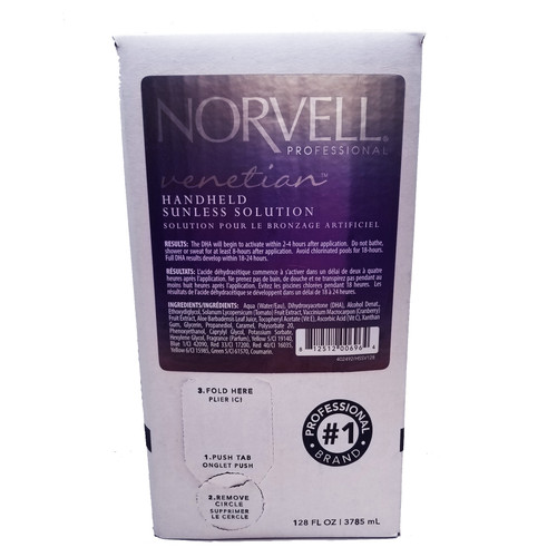 Norvell VENETIAN Premium Sunless DARK Solution - 1 Gallon