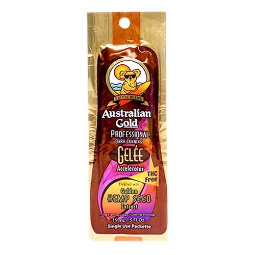 Australian Gold  Dark Tanning Gelée Accelerator - .5 oz Packet.
