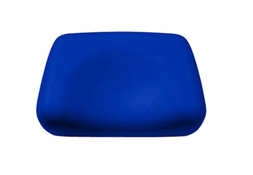 Foam Contoured Tanning Bed Pillow - Blue