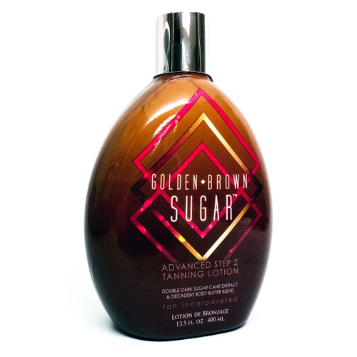 Brown Sugar GOLDEN BROWN SUGAR Advanced Step 2 Bronzer -13.5 oz.