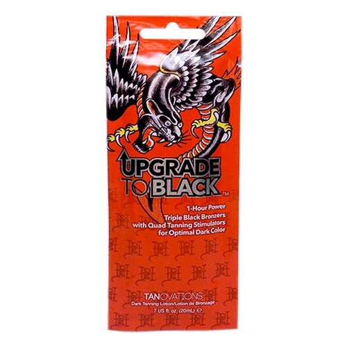 Ed Hardy UPGRADE TO BLACK Bronzer - .5 oz. Packet