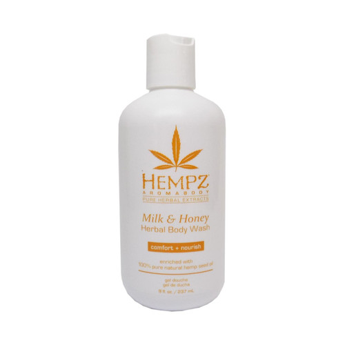 Hempz Aromabody Milk & Honey Body Wash - 8 oz.