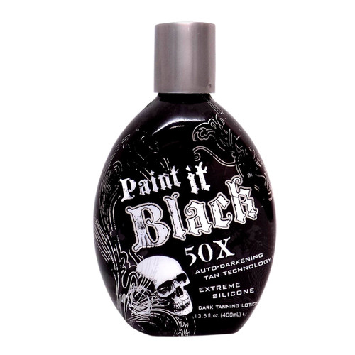 Millennium PAINT IT BLACK 50X Auto-Darkening Tan Technology - 13.5 oz.