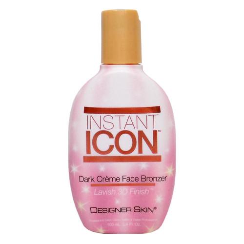 Designer Skin INSTANT ICON Dark Creme Face Bronzer - 3.4 oz.