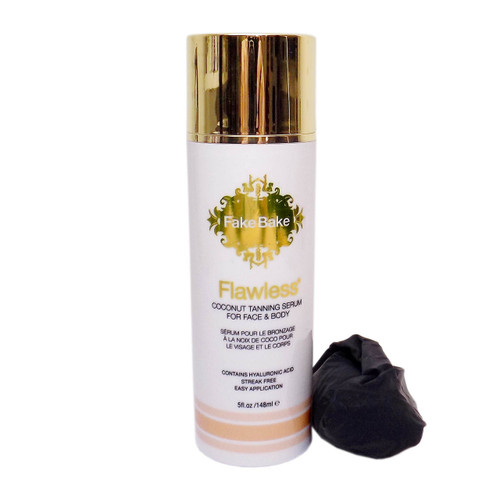 Fake Bake FLAWLESS COCONUT TANNING SERUM Face & Body - 5 oz.