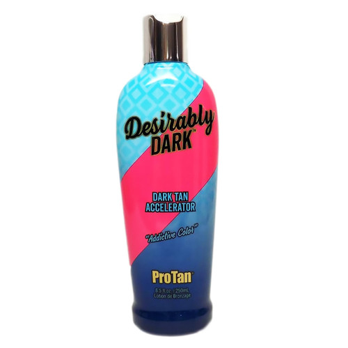 Pro Tan DESIRABLY DARK Dark Tan Accelerator - 8.5 oz.