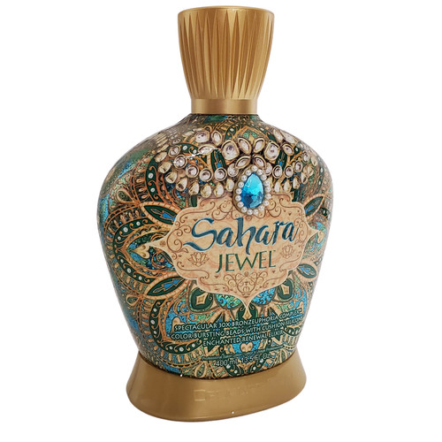 Designer Skin SAHARA JEWEL Spectacular 30x Bronzer - 13.5 oz.