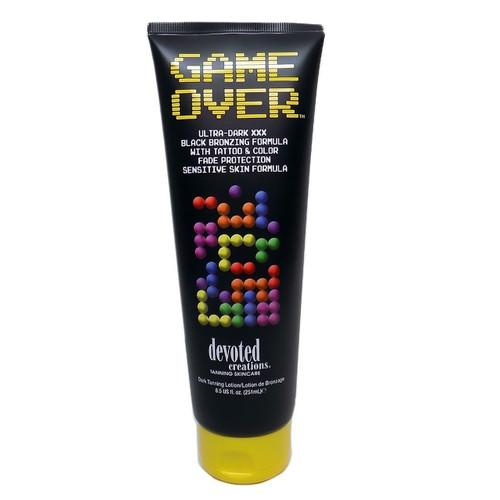 Devoted Creations GAME OVER Ultra-Dark Black Bronzer - 8.5 oz.