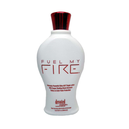 Devoted Creations FUEL MY FIRE Ultra Hot Tingle Bronzer - 12.25 oz. (FUEL MY FIRE)