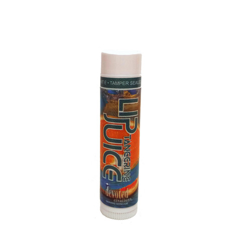 Devoted Creations Lip Juice Tangerine Lip Balm w/SPF 15