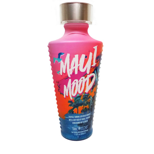Tanovations Maui Mood Tropical Tanning Lush Beach Bronzer - 11 oz.