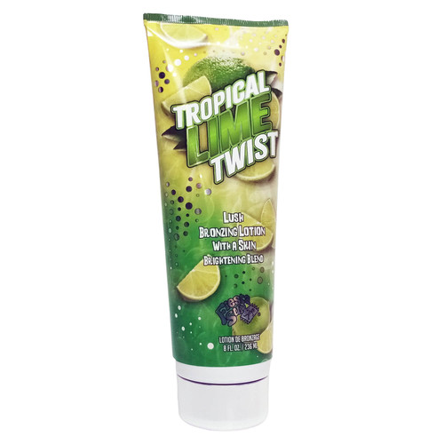 Fiesta Sun Tropical Lime Twist Natural Bronzer - 8 oz.