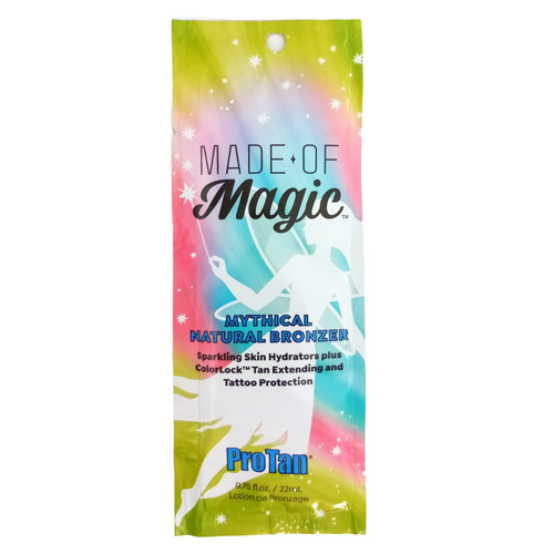 Pro Tan Made of Magic Natural Bronzer - .75 oz. Packet