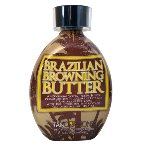 Tanovations Brazilian Browning Butter - 13.5 oz.