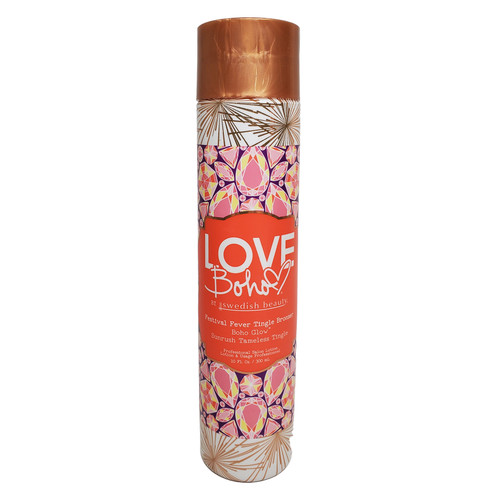 Swedish Beauty Love Boho Festival Fever Tingle Bronzer - 10 oz.