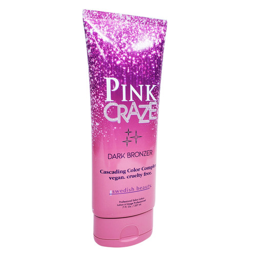 Swedish Beauty Pink Craze Dark Bronzer - 7 oz.