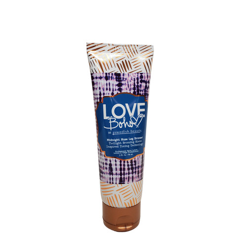 Swedish Beauty Love Boho Midnight Muse Leg Bronzer - 3oz