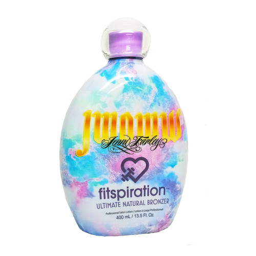 Australian Gold JWOWW Fitspiration Ultimate Natural Bronzer With Fitness Complex - 13.5 oz.