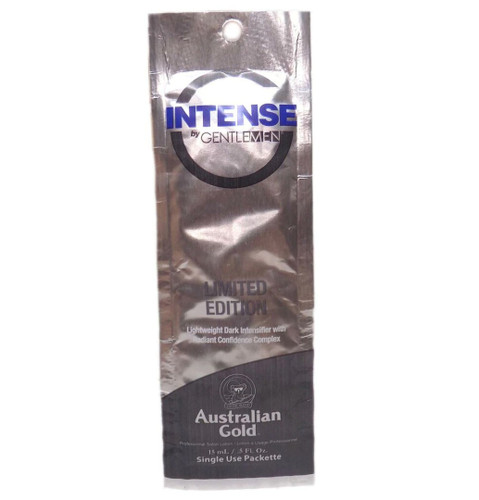 Australian Gold INTENSE G GENTLEMEN Intensifier - .5 oz. Packet