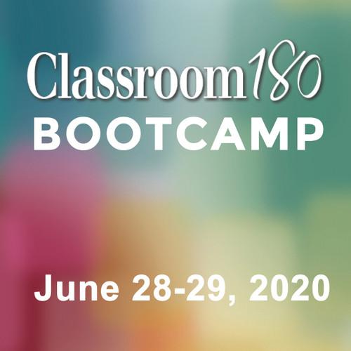 Classroom180 Bootcamp - June 2020