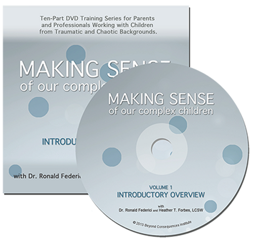 Making Sense of Our Complex Children - DVDs