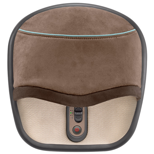 Air Compression + Shiatsu Foot Massager with Heat 1