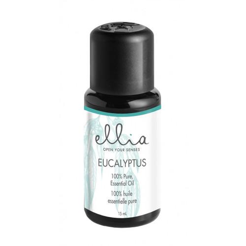 Ellia Eucalyptus Essential Oil - 15ml Bottle Main