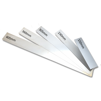 Replacement Stainless Steel Squeegee Blades