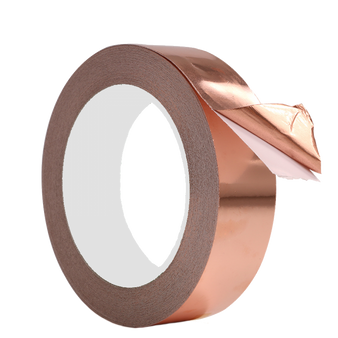 Copper Foil Tape (Length 33 Metres)