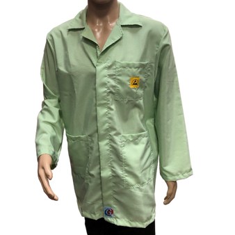 PREMIUM ESD Lab Jackets (14 colours)
