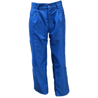 PREMIUM ESD TROUSERS Blue
