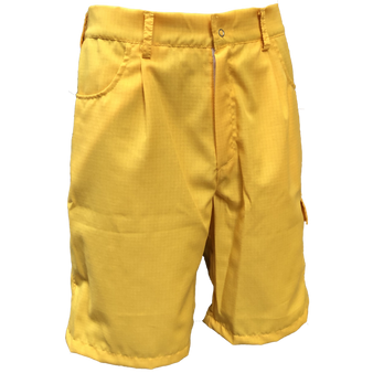 PREMIUM ESD SHORTS Yellow