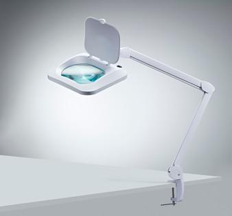 Rectangular Wide Lens Magnifier Lamp