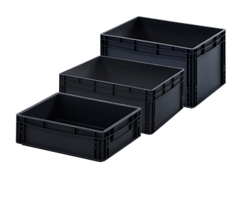 Euro Containers ESD - Large Range of Sizes