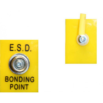 Earth Bonding Point With 10mm Stud ESD